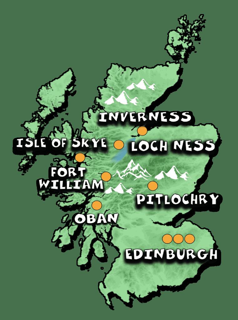 Scotland's Top Hostels