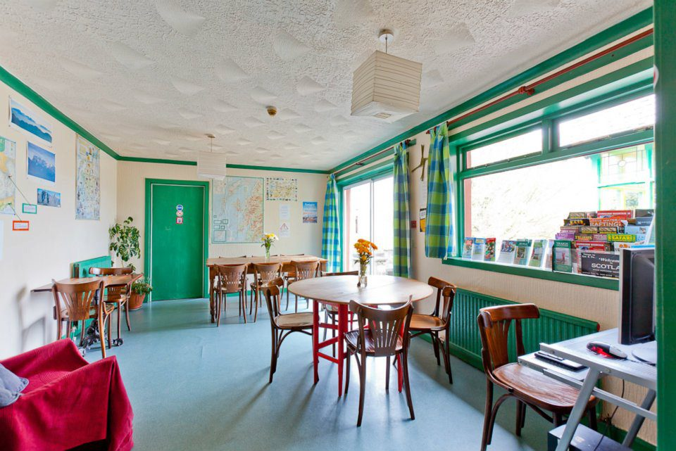 Fort William Backpackers Lounge