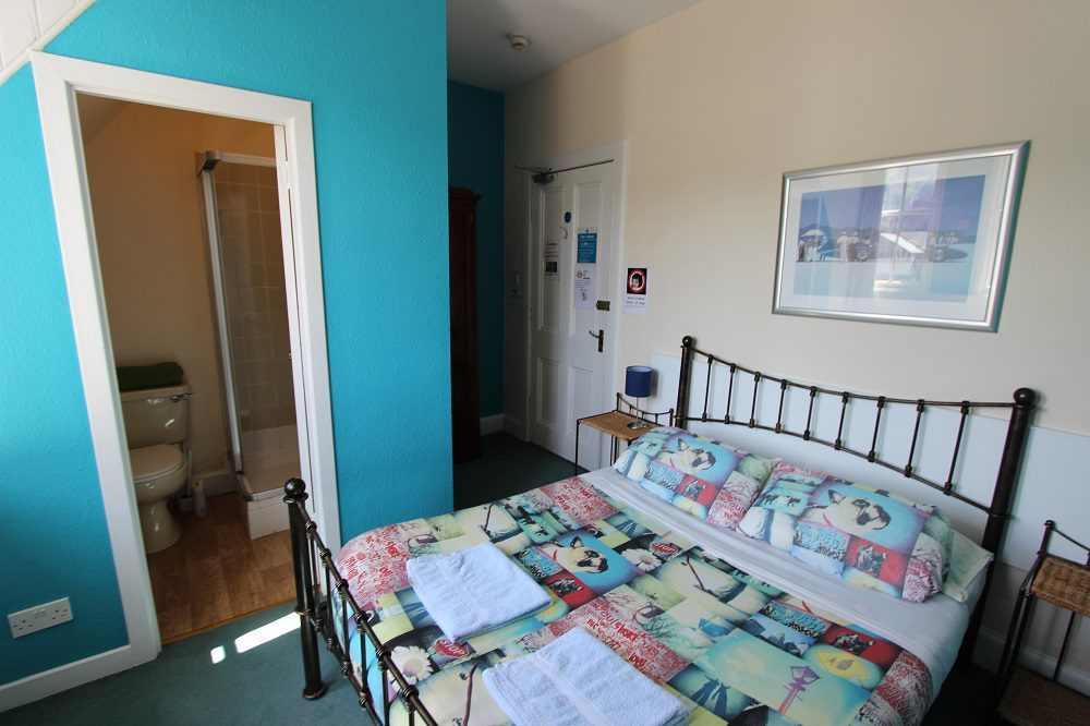 Pitlochry Backpackers Hotel Double Room