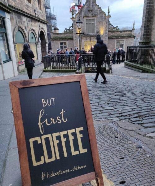 The Best Coffee in Edinburgh – Chosen by a fully fledged caffeine addict