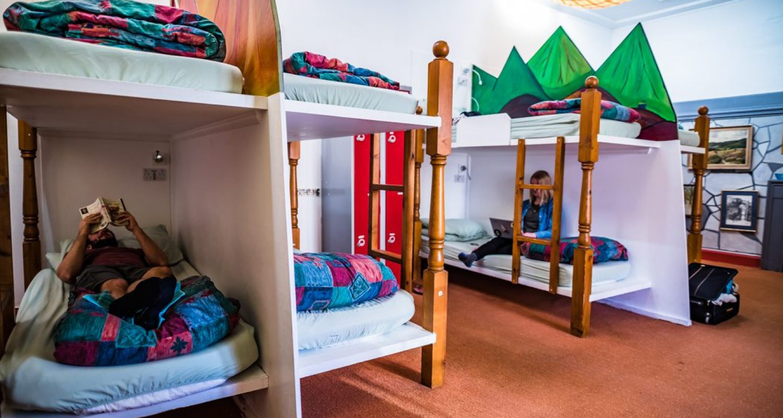Castle Rock Dorm Room