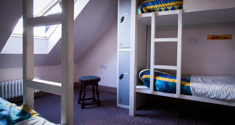 Castle Rock Hostel Dorm Room
