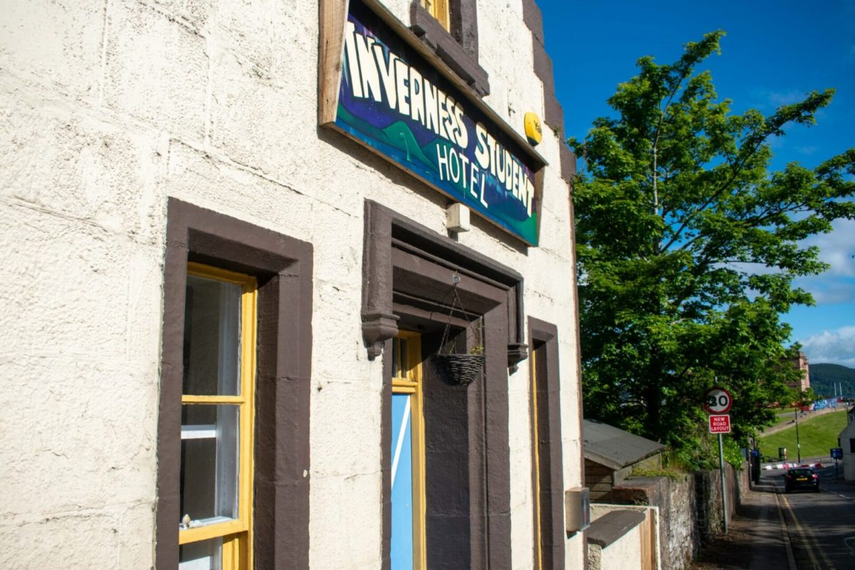 Inverness Student Hotel
