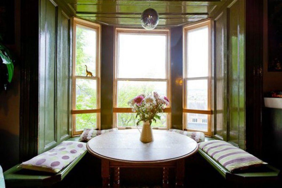 Inverness Student Hotel Lounge Window