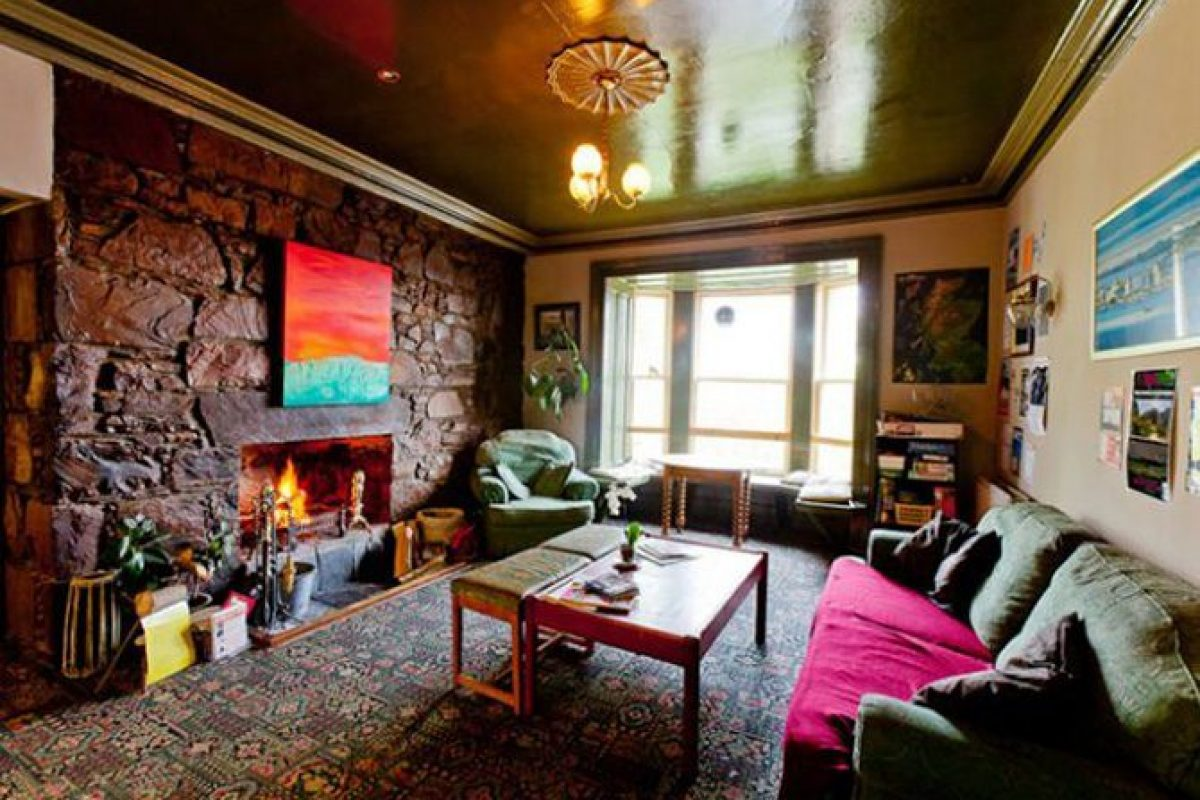 Inverness Student Hotel Lounge